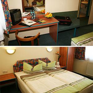 Landhotel Glesien Doppelzimmer